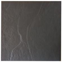 Slate Effect Black Quarry Tile