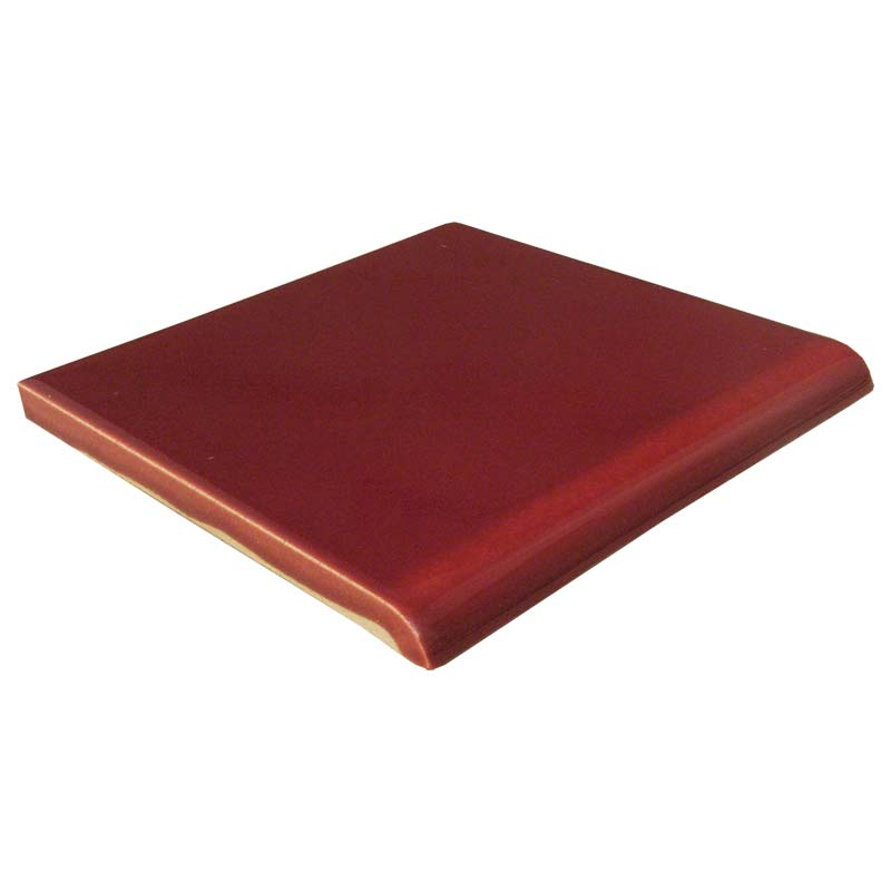 Single rounded edge (RE) 4 inch tile