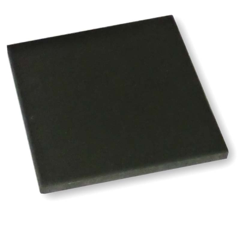 Black quarry tile 96x 96mm